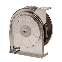 5600 OMS Stainless steel reelcraft hose reel