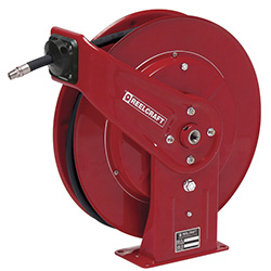 7650 OHP reelcraft hose reel