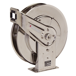 7800 OMS reelcraft Stainless steel hose reel