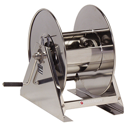 HS18000 M reelcraft Stainless steel hose reel