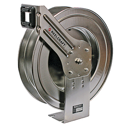 LC607 OLS Stainless Steal Water Hose Reel