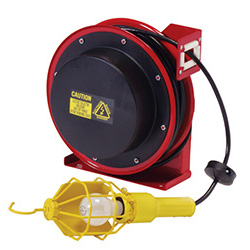 L 4035 A 163 5 light cord reel